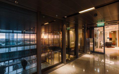 Warszawskie biuro międzynarodowej firmy
